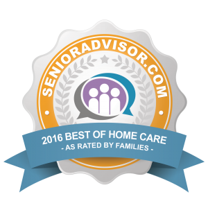 <h5>2nd Family 2016 SeniorAdvisor.com Best of Home Care Award</h5><p>2016 Best of Home Care Award as rated by families</p>